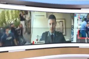 """Έγκλημα στα Γλυκά Νερά: """"Ο πιλότος δεν μας ξεγέλασε"""" τόνισε ο εκπρόσωπος Τύπου της ΕΛΑΣ"""