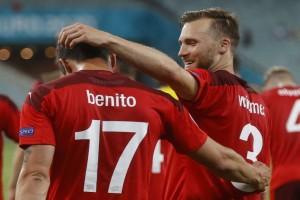 "Euro 2020: ""Διέλυσε"" την Τουρκία η Ελβετία (Video)"