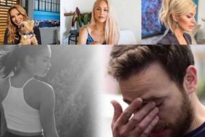 """Γλυκά Νερά: Οργισμένη η ελληνική showbiz με το συζυγοκτόνο! Τον """"σταύρωσαν"""""""