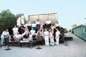 """10ο Φεστιβάλ Νέων Καλλιτεχνών """"Τα 12 Κουπέ"""" στο χώρο της Αμαξοστοιχίας - Θεάτρου το Τρένο στο Ρουφ"""