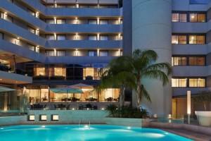 Galaxy Hotel Iraklio: Ξενοδοχείο 5 αστέρων στην πόλη του Ηρακλείου!