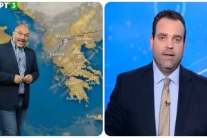 Καιρός: «Μανιασμένος» και σήμερα Κυριακή 13 Ιουνίου!  Η πρόγνωση Αρναούτογλου, Μαρουσάκη για τις επόμενες ώρες
