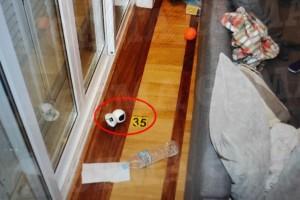 Έγκλημα στα Γλυκά Νερά: Φωτογραφία με την σπασμένη κάμερα που έδειξε το δολοφόνο της Καρολάιν