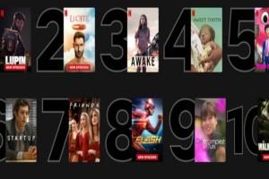Netflix: Το Top10 της εβδομάδας στην Ελλάδα - Η δεύτερη σεζόν της γαλλικής σειράς που έχουν ερωτευτεί οι Έλληνες