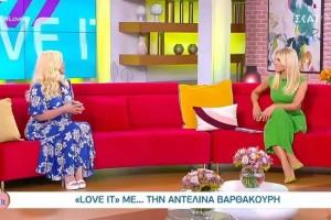 Ιωάννα Μαλέσκου: Φόρεσε τα πράσινα κι έβαλε «φωτιά» για τον Χεζόνια - Η απάντηση της παρουσιάστριας