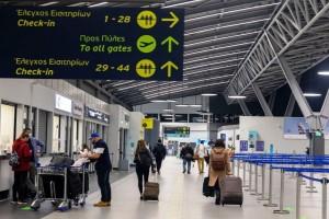 Δεκτό και το rapid test 48 ωρών από πτήσεις εξωτερικού –  Τι προβλέπεται από την Υπηρεσία Πολιτικής Προστασίας