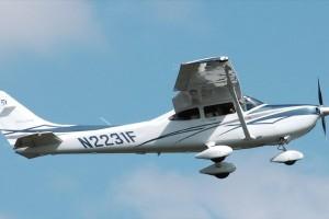 Πτώση μονοκινητήριου αεροσκάφους στην Ηλεία - Νεκρoί πιλότος και συνεπιβάτης
