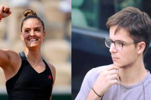Mαρία Σάκκαρη για τη σχέση της με τον Κωνσταντίνο Μητσοτάκη: «Είμαι ευτυχισμένη και ισορροπημένη»