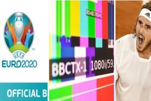 Τηλεθέαση 11/6: Με επιδόσεις τελικού η τηλεθέαση του Τσιτσιπά! Το ΑΝΤ1 έπαιξε μπάλα με την πρεμιέρα του Euro - Αναλυτικά τα νούμερα του δυναμικού κοινού