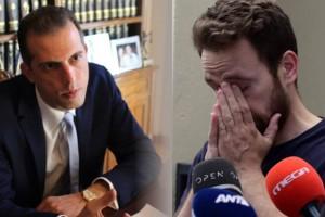 """Βασίλης Σπύρου: Ποιος είναι ο δικηγόρος που ανέλαβε την υπεράσπιση του 32χρονου πιλότου; Είχε """"κατέβει"""" στις εκλογές με τον Βασίλη Λεβέντη!"""