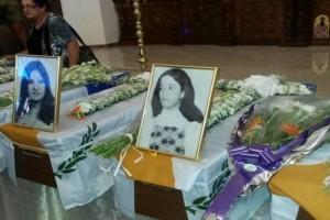 Εισβολή στην Κύπρο: Η τραγική ιστορία της Ελένης και των 4 κοριτσιών - Εντοπίστηκαν σε ομαδικό τάφο και κηδεύτηκαν 41 χρόνια μετά!