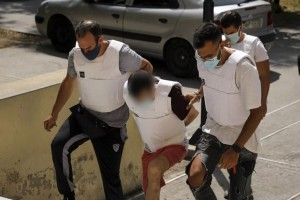Έγκλημα στη Δάφνη: Ποινική δίωξη κατά του συζυγοκτόνου για ανθρωποκτονία από δόλο - Τι δήλωσε στον εισαγγελέα