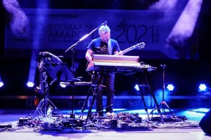 Ηλέκτρισε το κοινό του ο Αλκίνοος Ιωαννίδης με τις νέες του μουσικές Ιστορίες στο Φεστιβάλ Αμαρουσίου