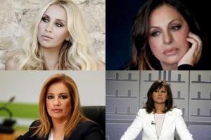 8 διάσημες Ελληνίδες που συγκλόνισαν μιλώντας για τον καρκίνο του μαστού