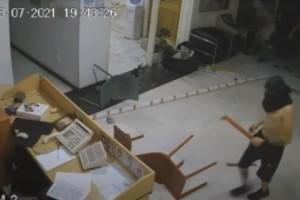 Βίντεο ντοκουμέντο από Κύπρο: Η στιγμή της επίθεσης στο συγκρότημα ΔΙΑΣ και τον τηλεοπτικό σταθμό ΣΙΓΜΑ
