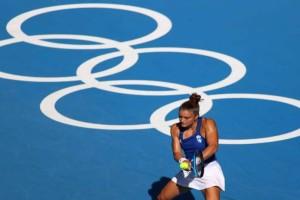 """Ολυμπιακοί Αγώνες: """"Πάγωσε"""" το όνειρο της Μαρίας Σάκκαρη για μετάλλιο!"""
