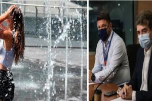 Καιρός-Καύσωνας: Σε εφαρμογή το «σχέδιο Ιόλαος»! Τα μέτρα που ανακοίνωσαν Χαρδαλιάς-Χρυσοχοΐδης