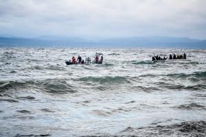 Ναυάγιο ανοικτά της Κάσου: Διασώθηκαν 37 άτομα