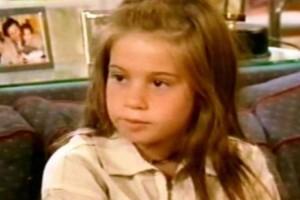 """Αγνώριστη η μικρή Κορίνα από το """"Πάτερ Ημών""""! Δείτε πως είναι σήμερα!"""