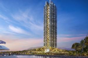 Ουρανοξύστης «Marina Tower» - Ελληνικό: Τεράστια ζήτηση - Οι τιμές των διαμερισμάτων