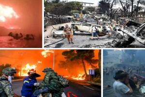 Σαν σήμερα, 23 Ιουλίου 2018: Η μαύρη μέρα της Ελλάδος! 102 άνθρωποι κάηκαν ζωντανοί στο Μάτι