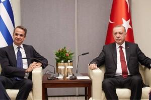 Μητσοτάκης σε Ερντογάν: «Ελλάδα και Κύπρος είναι ενωμένες, δε θα μας παραπλανήσετε»