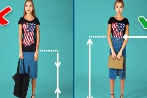 7 κόλπα για να δείχνετε ψηλές και αδύνατες - Όλες οι γυναίκες πρέπει να γνωρίζουν!