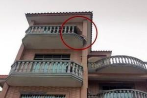 22χρονη νύφη έπεσε από το μπαλκόνι την ημέρα του γάμου: Ο γάμος μετετράπη σε κηδεία