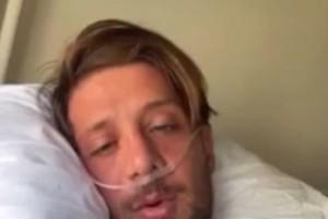 Ηλίας Μπόγδανος: Η νέα φωτογραφία μέσα από το νοσοκομείο - Τα νέα για την υγεία του πρώην πάικτη του Survivor