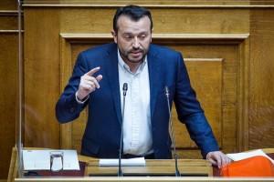 Νίκος Παππάς: Με 178 «ναι» παραπέμπεται σε Ειδικό Δικαστήριο για το «ΣΥΡΙΖΑ Channel»