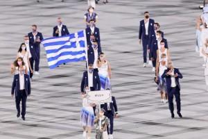 Ολυμπιακοί Αγώνες 2021: Η Ελλάδα μπαίνει πρώτη και καλύτερη στην τελετή έναρξης