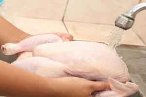 Γιατί δεν πρέπει να πλένουμε το ωμό κοτόπουλο: Ποιοι οι σοβαροί κίνδυνοι