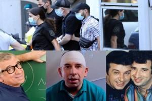 """Οι συνάδελφοί του """"σταυρώνουν"""" τον Πέτρο Φιλιππίδη: Η μεταγωγή του στις φυλακές Τριπόλεως και η καραντίνα!"""