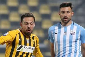Τροχαίο για τον ποδοσφαιριστή Ντάνι Μπεχαράνο μετά το γάμο του στο Αγρίνιο