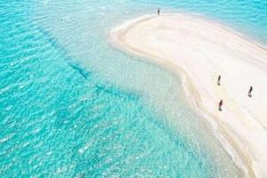 Ποσείδι Χαλκιδικής: Η μοναδική ελληνική παραλία που αλλάζει σχήμα και...Εξαφανίζεται