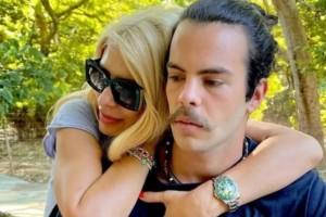 Ερωτευμένος ο γιος της Ελένης Μενεγάκη: Αυτή είναι η σύντροφος του Άγγελου Λάτσιου
