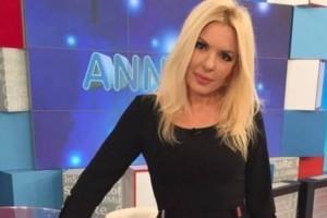 Η Αννίτα Πάνια όπως δεν την έχετε ξαναδεί - Η πιο σέξι φωτογραφία της στο Instagram... λόγω καύσωνα