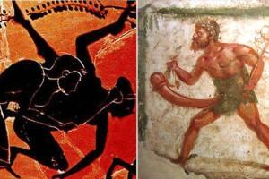 Οι τεχνικές των Αρχαίων Ελλήνων για να έχουν δύναμη και διάρκεια στον έρωτα