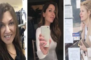 Τρομάξαμε να τις αναγνωρίσουμε! 13 Διάσημες Ελληνίδες χωρίς μακιγιάζ