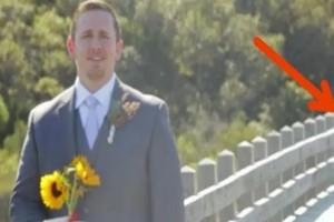 Γαμπρός ανυπομονεί να δει τη νύφη για πρώτη φορά - Όταν όμως γύρισε το κεφάλι του «πάγωσε»