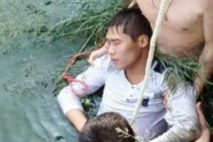 Γαμπρός πέφτει στο ποτάμι μόλις είδε πόσο άσχημη ήταν η νύφη που του προξένευαν!