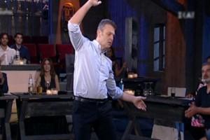 Ξεχείλισε αντρίλα: Το βαρύ ζεϊμπέκικο που τερμάτισε την τηλεθέαση! (Video)