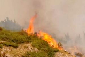 Φωτιά στα Γρεβενά! Εκκενώνονται τέσσερις οικισμοί