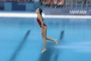 Ολυμπιακοί Αγώνες: Η χειρότερη κατάδυση στην ιστορία - Βαθμολογήθηκε με μηδέν (video)