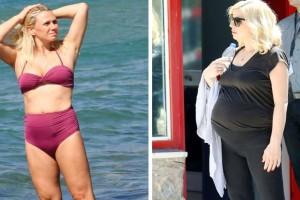 Η θαυματουργή δίαιτα της Κατερίνας Καραβάτου: Πως έχασε τα 15 κιλά της εγκυμοσύνης σε 2,5 μήνες!