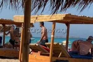 Κυριάκος Μητσοτάκης: Για μπάνιο στα Φαλάσαρνα ο πρωθυπουργός