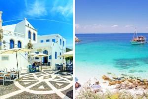 20 κουκλίστικα νησιά για διακοπές από 30 ευρώ την ημέρα!