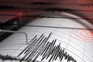 Σεισμός στην Ηλεία, την ώρα που φλέγεται!