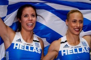 Ολυμπιακοί Αγώνες: Στον τελικό του επί κοντώ Στεφανίδη και Κυριακοπούλου