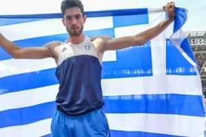 Η φωτογραφία της ημέρας: Χρυσός Ολυμπιονίκης ο Μίλτος Τεντόγλου!